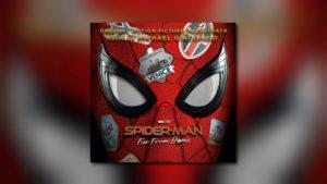 Michael Giacchinos Spider-Man: Far from Home auf CD erschienen