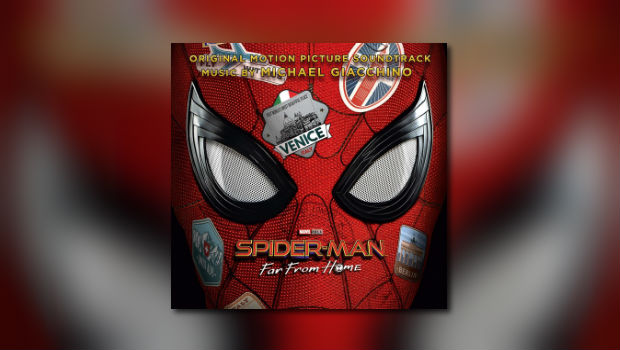 Michael Giacchinos Spider-Man: Far from Home auf CD erschienen