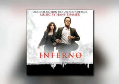 Hans Zimmers Inferno von Sony Classical