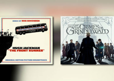 Sony Classical: CDs von Rob Simonsen und James Newton Howard