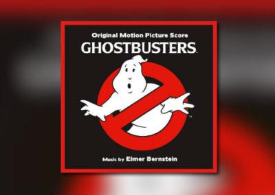 Elmer Bernsteins Ghostbusters als Neuauflage