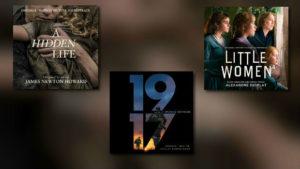 Neu von Sony Classical: Howard, Desplat, Newman