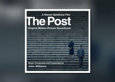 John Williams' The Post bei Sony Masterworks