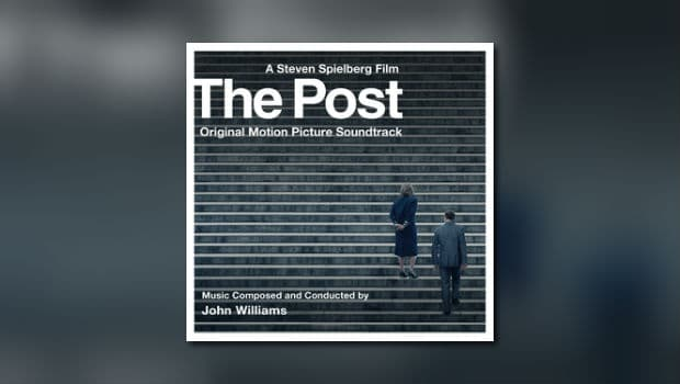 John Williams' The Post bei Sony Masterworks