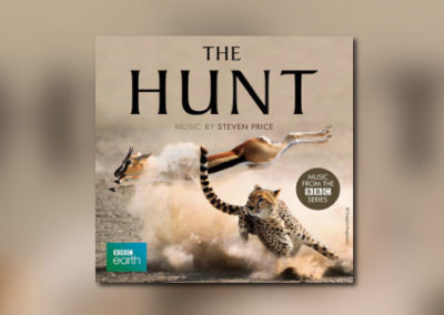 Steven Prices The Hunt bei Sony Music