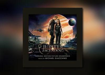 Michael Giacchinos Jupiter Ascending von Sony Classical