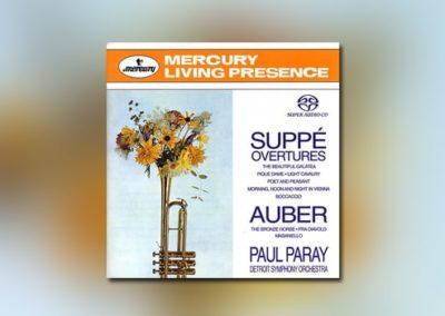 Suppé & Auber: Overtures