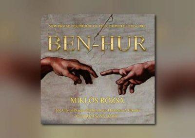 Tadlow: Miklós Rózsas Ben-Hur als Neueinspielung