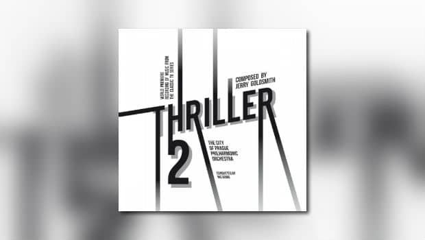 Tadlow: Jerry Goldsmiths Thriller Vol. II