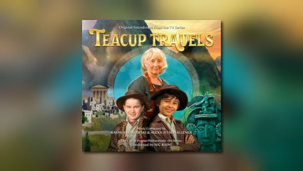 Neu von Tadlow: Teacup Travels