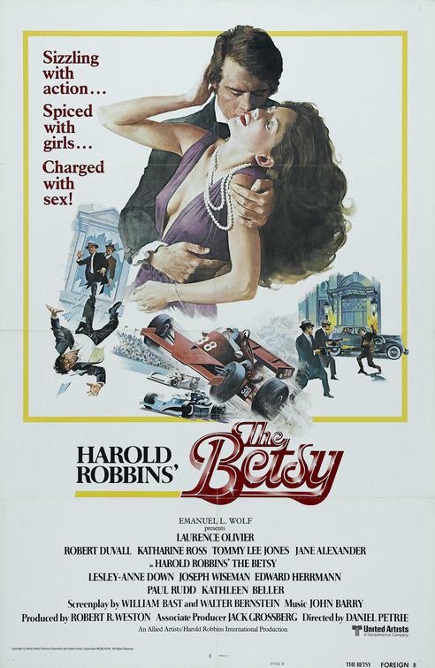 The Betsy PLAKATMOTIV