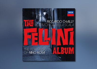 The Fellini Album: The Film Music of Nino Rota
