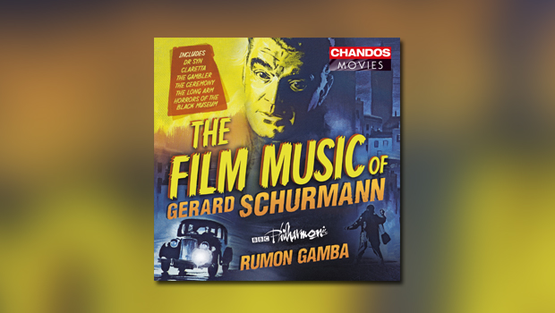 The Film Music of Gerard Schurmann