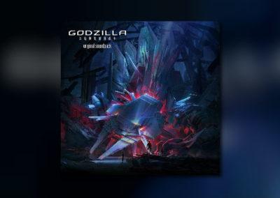 Toho veröffentlicht Score zu Anime-Godzilla