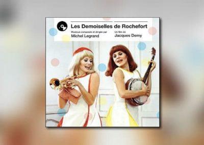 Michel Legrands Les demoiselles de Rochefort auf 5 CDs