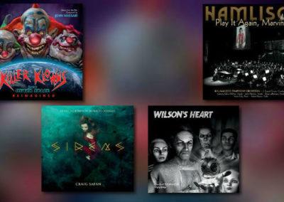 4 neue CDs von Varèse