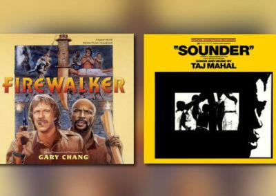 Demnächst von Varèse: Gary Chang & Taj Mahal