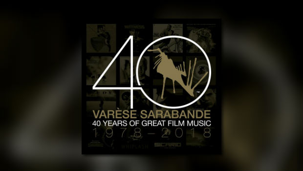Varèse Sarabande: 40 Years of Great Film Music (1978 – 2018)
