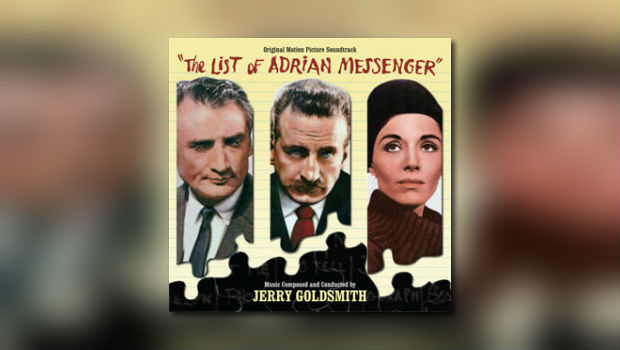 Goldsmiths The List of Adrian Messenger erstmalig auf CD