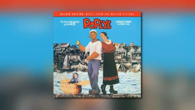 Varèse: Popeye als Deluxe Edition