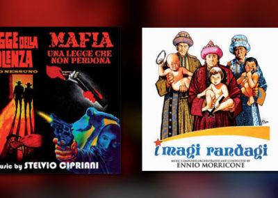 GDM/Intermezzo: Cipriani & Morricone