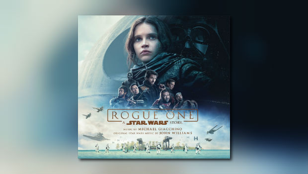 Michael Giacchinos Rogue One von Walt Disney Records