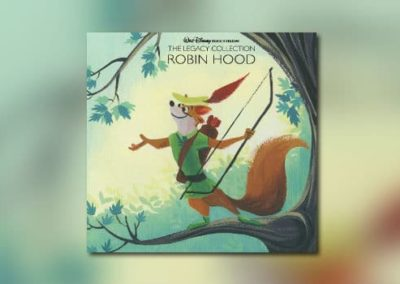 Walt Disney: George Bruns' Robin Hood in der Legacy Collection