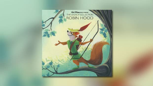 Walt Disney: George Bruns' Robin Hood in der Legacy Collection