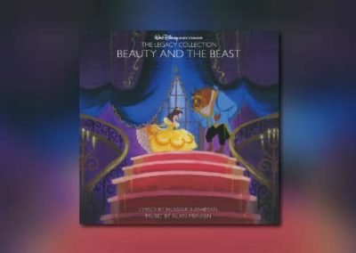 Walt Disney: Alan Menkens Beauty and the Beast in der Legacy Collection