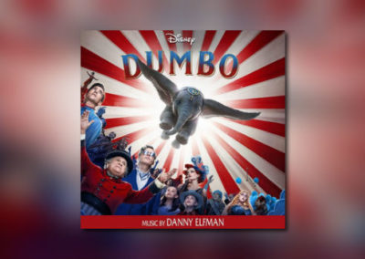 Danny Elfmans Dumbo bei Walt Disney