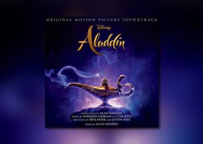 Alan Menkens Aladdin von Walt Disney Records