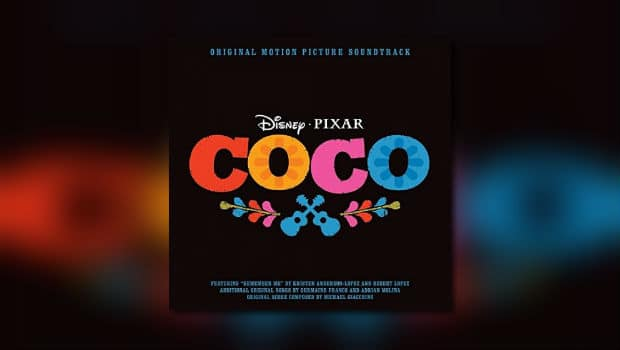 Michael Giacchinos Coco bei Walt Disney Records