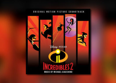 Michael Giacchinos Incredibles 2 von Walt Disney Records