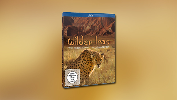 Wilder Iran (Blu-ray)