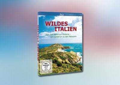 Wildes Italien (Blu-ray)