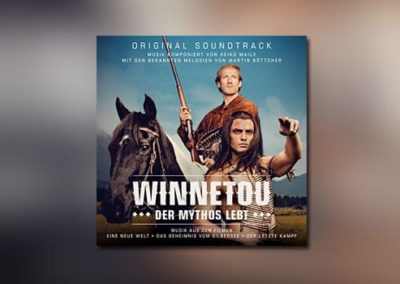 Winnetou – Der Mythos lebt (CD)