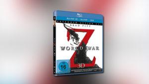 World War Z (3D-BD)