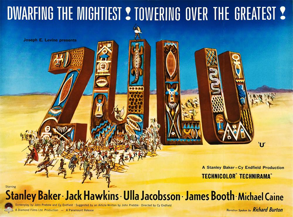 Zulu - Plakatmotiv 1