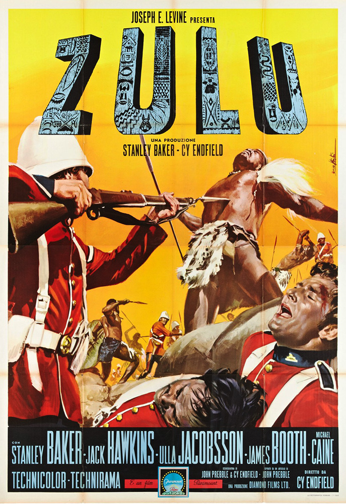 Zulu - Plakatmotiv 2