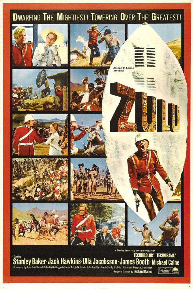 Zulu - Plakatmotiv 3