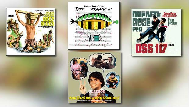 Beat: Fidenco, Patucchi, Piccioni & Umiliani