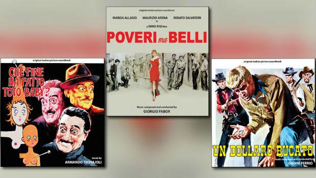 Digitmovies im November: Fabor, Ferrio & Trovajoli
