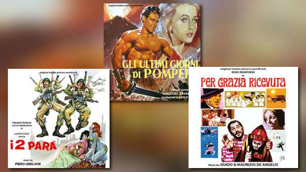Digitmovies: De Angelis, Lavagnino & Umiliani