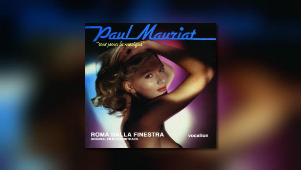 Filmmusik von Paul Mauriat auf CD