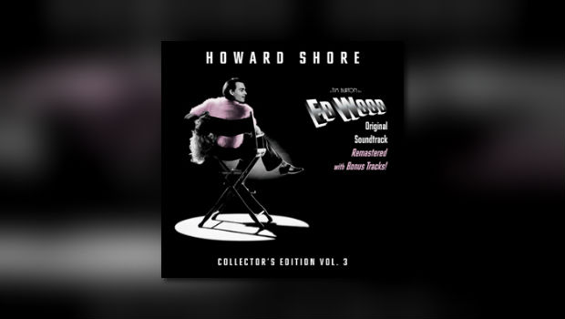 Howard Shores Ed Wood mit Bonustracks