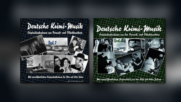 Deutsche Krimi-Musik Vol. 1 & 2