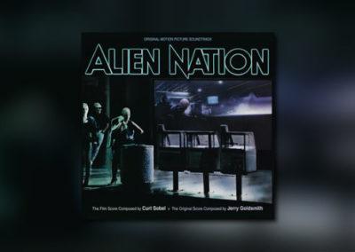 Neues Alien-Nation-Album von Kritzerland