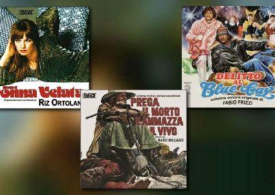 Beat im März: Frizzi, Ortolani & Migliardi