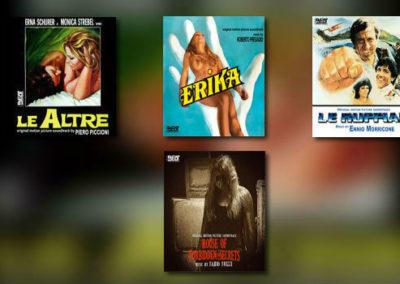 4 neue Alben von Beat