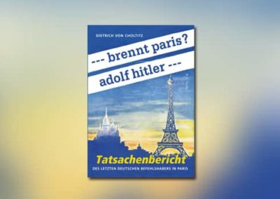 — brennt Paris? adolf hitler —
